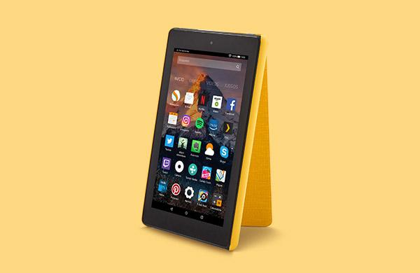 Amazon - Funda para Fire 7 (tablet de 7 pulgadas, 7ª