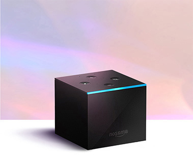 Presentamos Fire TV Cube