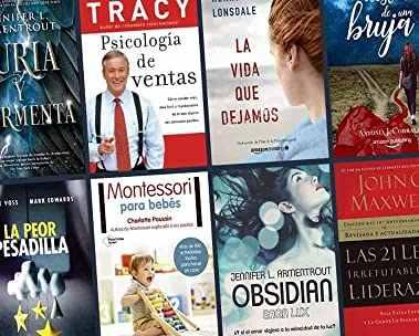 Kindle Unlimited: Títulos destacados