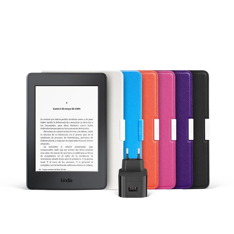 Accesorios para e-reader Kindle