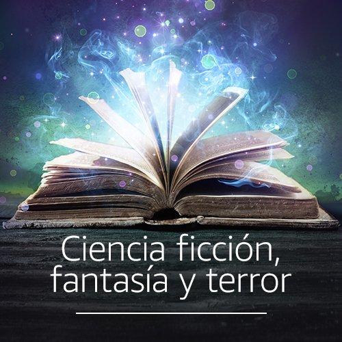 Ciencia ficción, fantasía y terror