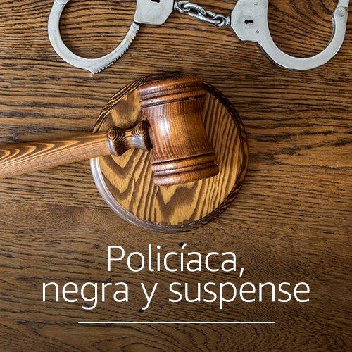 Policíaca, negra y suspense