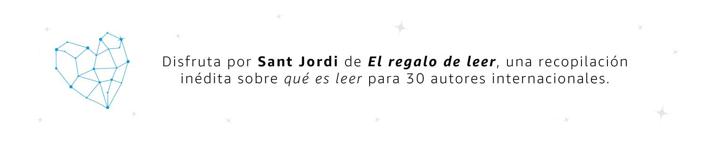Un compendio de recomendaciones literarias inéditas creado especialmente para la celebración de Sant Jordi 2019