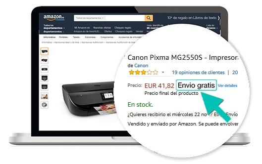 Envío gratis en Amazon.es