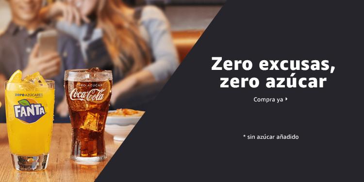 Zero excusas, zero azúcar