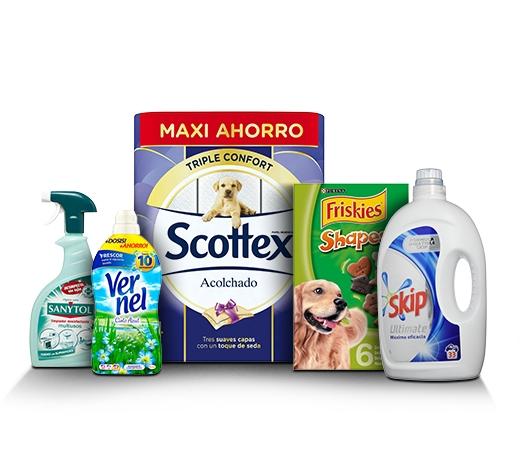 Cuidado del hogar y mascotas