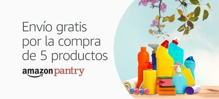 Envío gratis por la compra de 5 productos