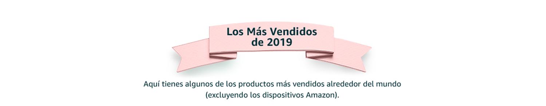 Aquí tienes algunos de los productos más vendidos alrededor del mundo (excluyendo los dispositivos Amazon).