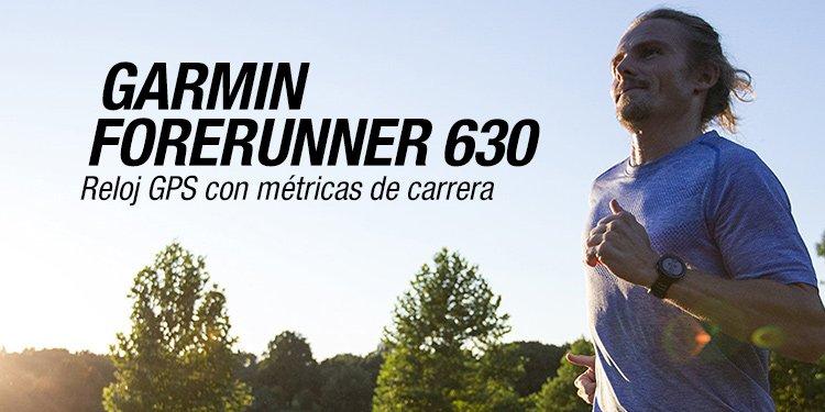 Garmin Forerunner 630