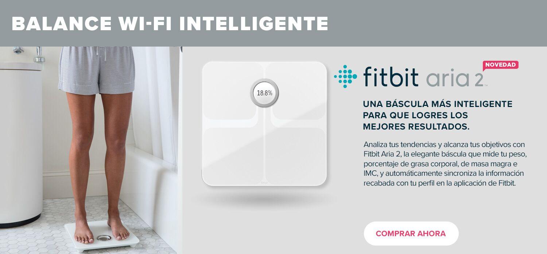 Wi-fi Smart Scale - Fitbit Aria 2