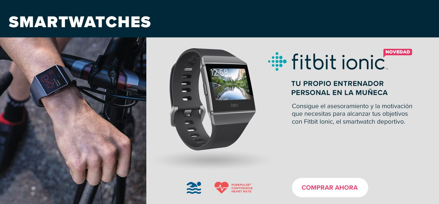 Smartwatches - Fitbit Ionic