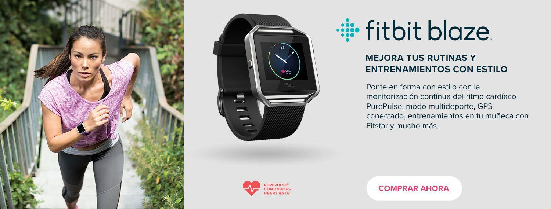 Active - Fitbit Blaze