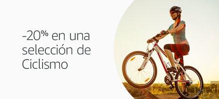 -20% en una selección de Ciclismo
