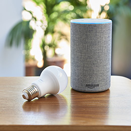 -30% en Smart Home compatible con Alexa