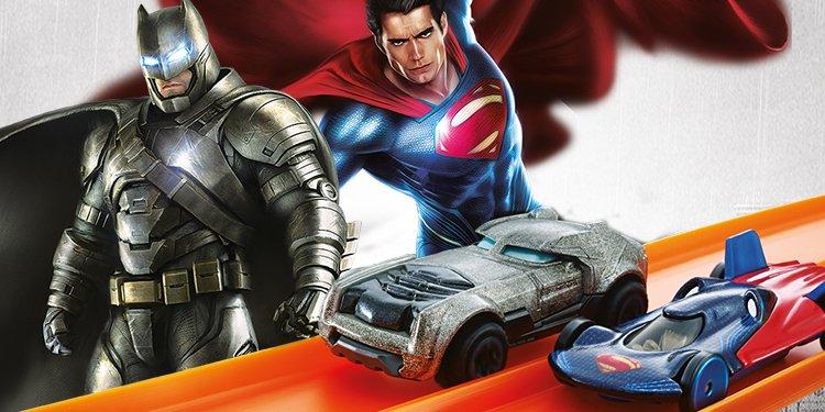 Colección Marvel y DC