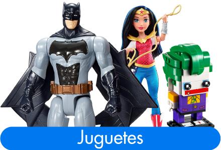 Juguetes DC Comics
