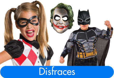 Disfraces DC Comics