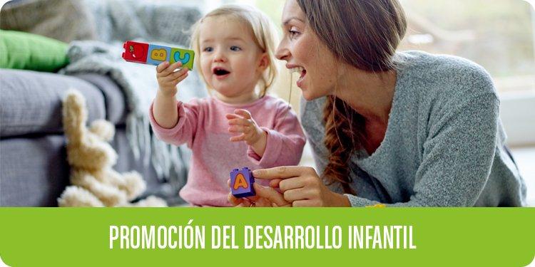 Promoción del desarrollo infantil