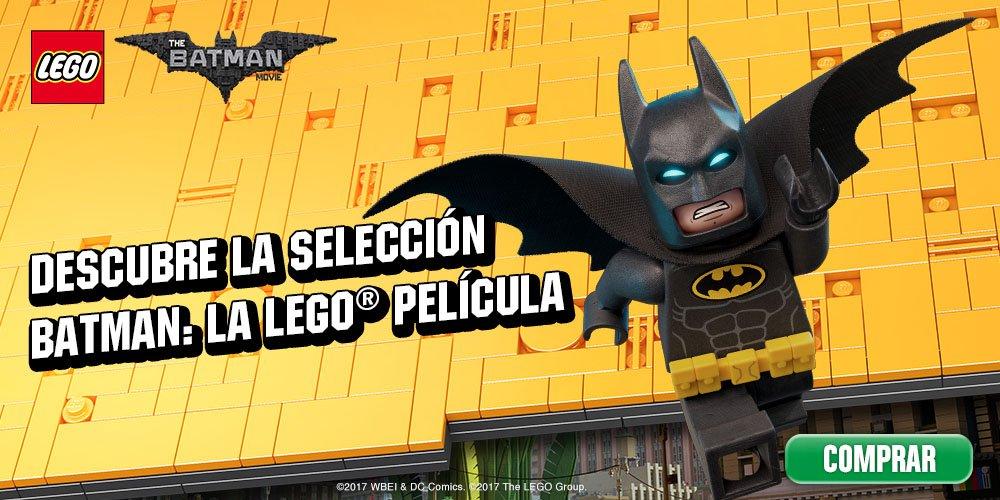 DESCUBRE LA SELECCIÓN: BATMAN, LA LEGO PELÍCULA