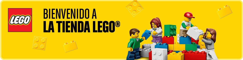 BIENVENIDO A LA TIENDA LEGO
