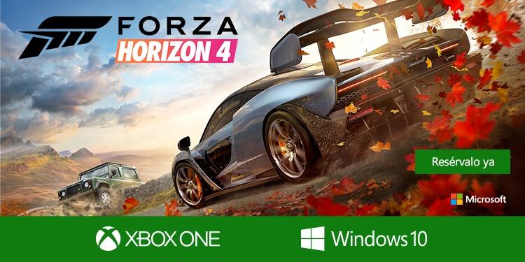 Forza Hroizon 4