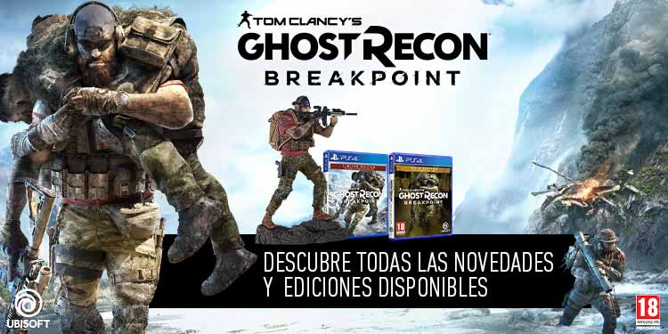 Ghost Recon Ubisoft