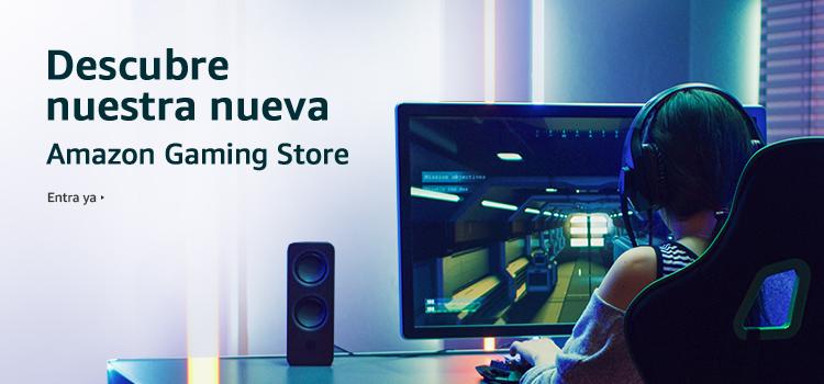 Descubre nuestra nueva Amazon Gaming Store