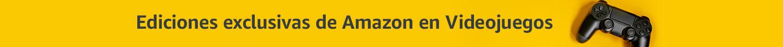Ediciones exclusivas de Amazon