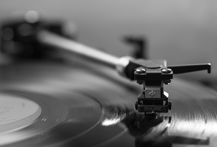 CDs y vinilos