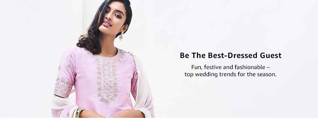 Be the best dressed guest
