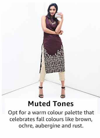 Muted tones