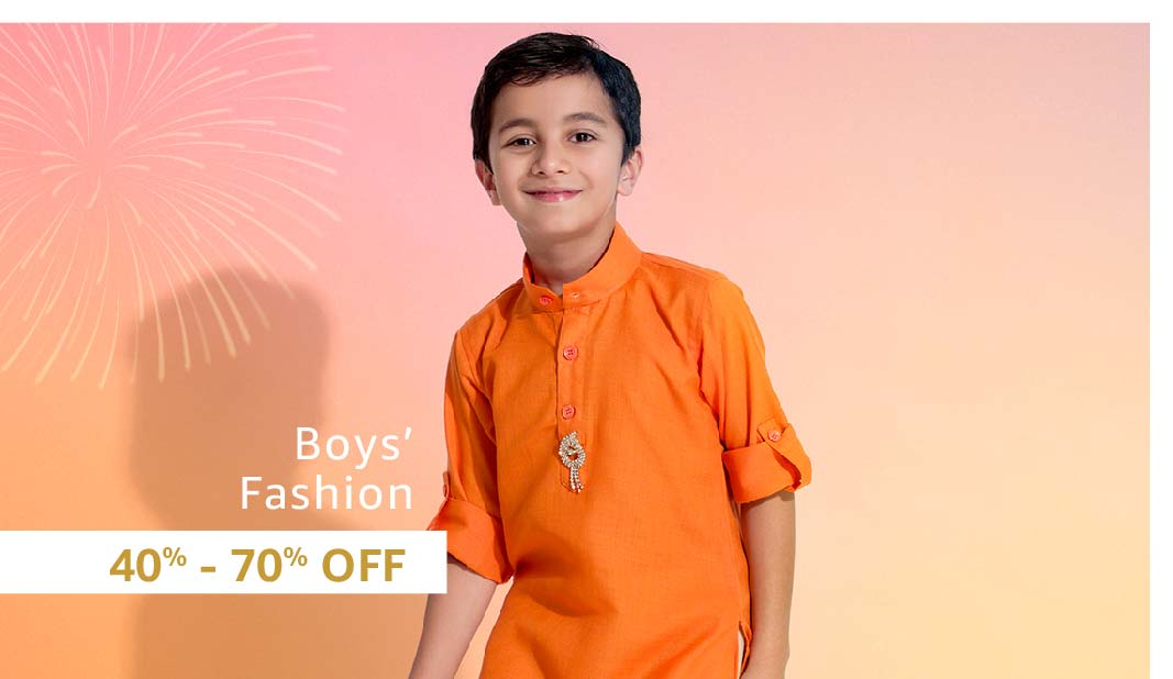 boys' clothing- 40-70% off