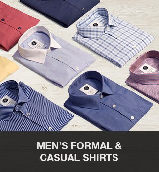 Men's Shirts - Formal & Casual