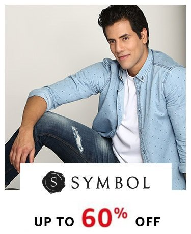 Symbol upto 60% off
