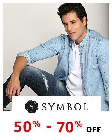 Symbol 50%-70% off