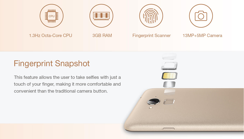 fingerpriny sensor