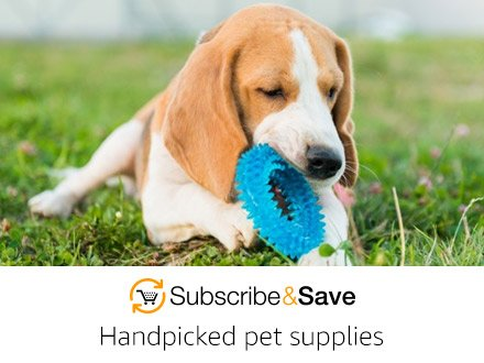 Handpicked pet supplies