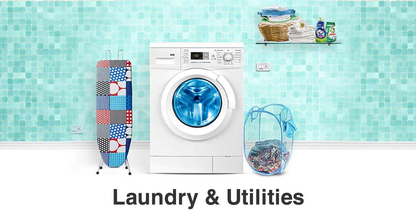 Laundry & Utilities