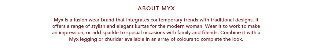 About Myx