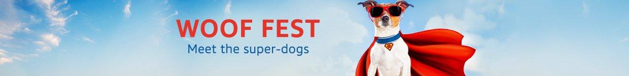 Woof Fest winners