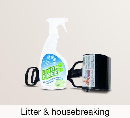 Litter & housebreaking
