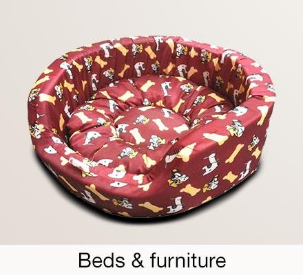 Beds & furniture