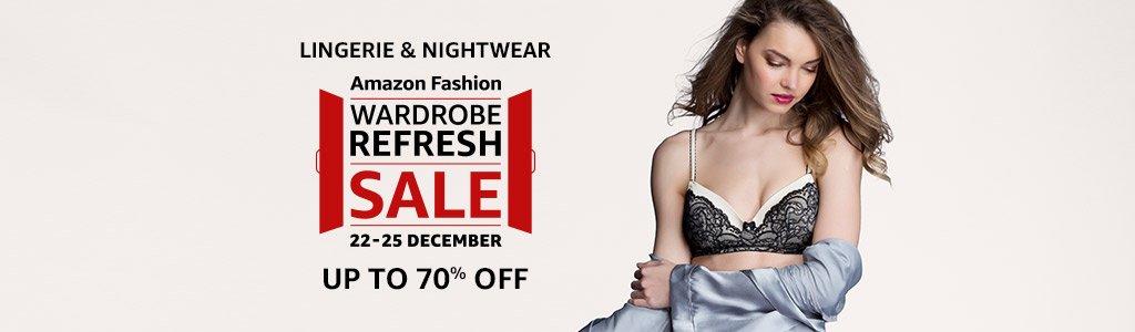 offers on innerwear and nightwear