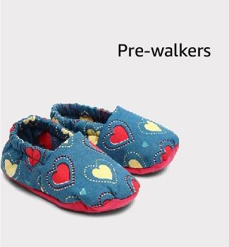 Pre-walkers