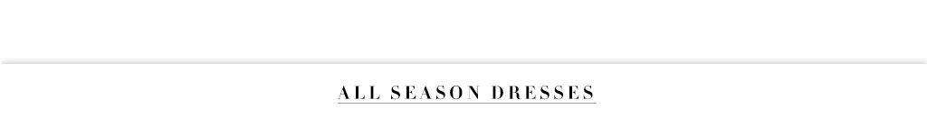 All season dresses