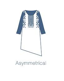 Asymetrical
