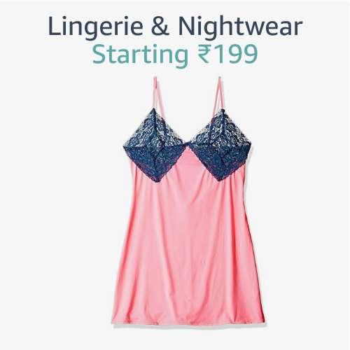 Lingerie and Nightwear