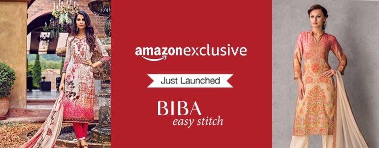 Biba dress materials