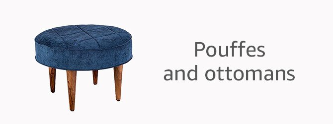Pouffers and Ottomans
