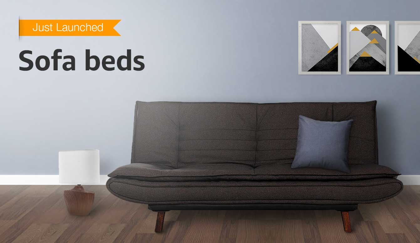 Sofa BedsFurniture Buy Furniture Online At Low Prices In India Amazon In